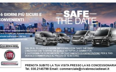 SAFE THE DATE