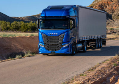 Iveco S-Way LNG-CNG