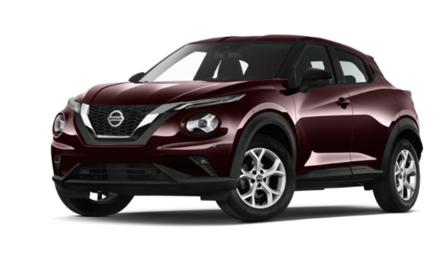 NISSAN JUKE Crossover 1.0 DIG-T 117 N-CONNECTA mt